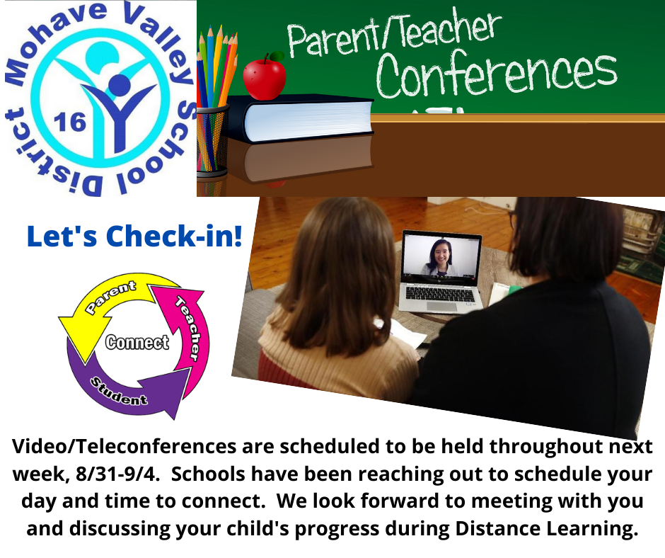 Parent/Teacher Video-Teleconference