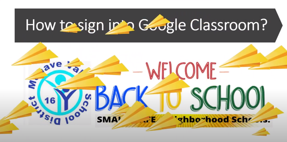 Welcome Back To Learning!  https://youtu.be/FFz7xhBueaQ