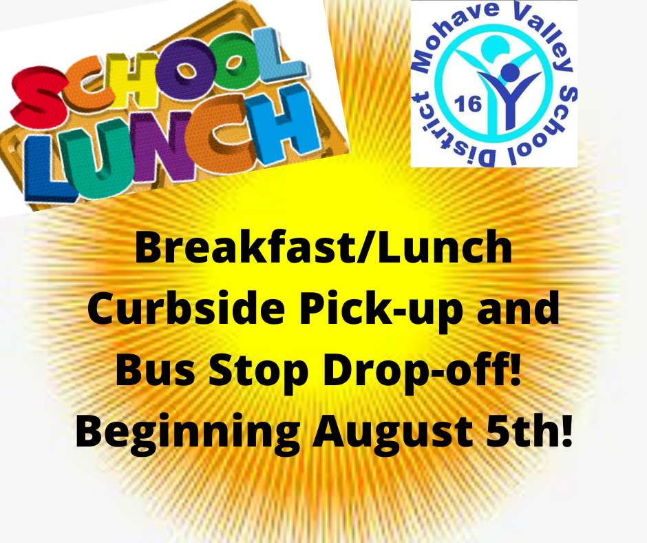 Breakfast/Lunch Information