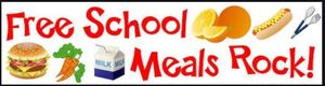Meals Continue: Vouchers Available Wednesday
