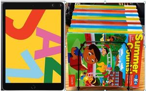 Win IPads for Summer Learning