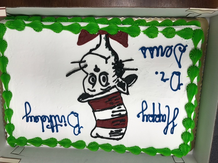 Cat in the Hat Cake!